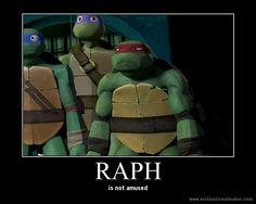 Raphael motivational by puppyluv405.deviantart.com on @deviantART