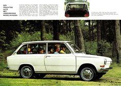 1968 DAF 44 Stationcar