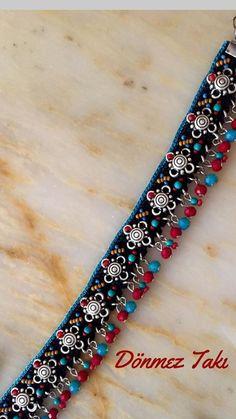 Textile Jewelry, Wrap Bracelets, Body Jewelry, Embroidery, Personalized Items, Fashion, Jewels, Jewerly, Moda