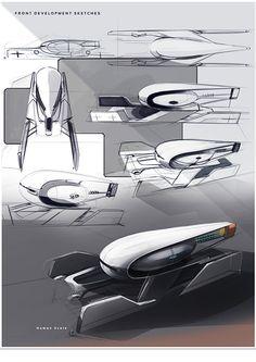Cosmos Concept Vehicle design