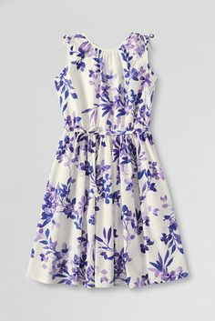 Dress by Lands' End 4-16 yrs