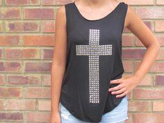 Cross Vests, £7.00