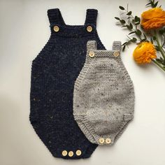 Little Brother's Romper pattern Baby Clothes Patterns, Baby Patterns, Knitting Patterns, Sewing Patterns, Knit Or Crochet, Crochet Baby, Body Baby, Baby Romper Pattern, Baby Barn