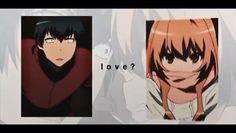 Taiga Anime, Sad Anime, Anime Art, Anime Demon, Otaku Anime, Kawaii Anime, Anime Music Videos, Anime Songs, Anime Films