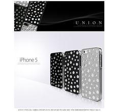 Union phonecase for iphone 5. modern stylish case.