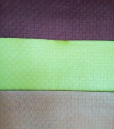 ## NEW ARRIVAL ##HANDMADE SHEETS ## EMBOSSED ## CHATAI PATTERN ## 10 COLORS ##