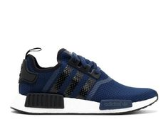 NMD R1 JD Sports Navy Black Core Black Chaussures Adidas, Adidas Nmd R1,  Sport c341d68bd7be