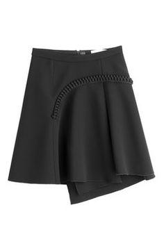 Asymmetric Skirt   Carven