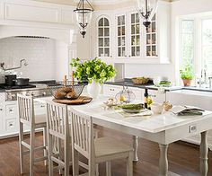 Kitchen Islands: Designing an Island - Better Homes and Gardens - BHG.com