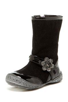 Kensie Girl Flower Boot on HauteLook