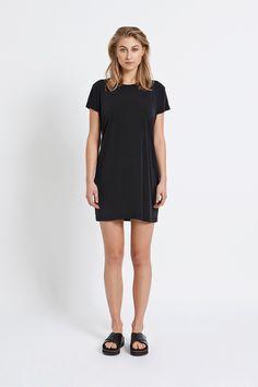 Siff dress 6202 , BLACK | www.samsoe.com