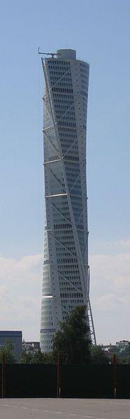 el edificio residencial ms alto de suecia y el segundo ms alto de