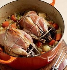 How to roast grouse | delicious. magazine