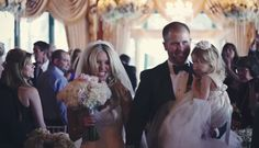 Groom Makes Wedding Vows To 3-Year-Old Stepdaughter In Emotional Video| #wedding #blendedFamilies #love
