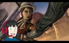 Tales from the Borderlands Episode Part 1 Tales From The Borderlands, Y & T, Master Chief, Princess Zelda, Twitter, Youtube, Fictional Characters, Fantasy Characters, Youtubers