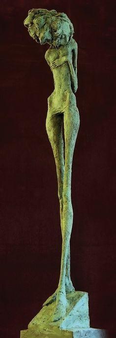 Valérie Hadida – brindille, sculpture
