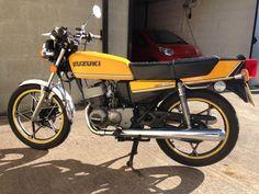 4th Bike Suzuki GT200X5