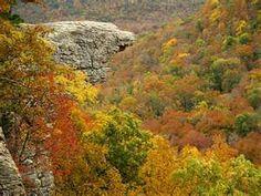 Hawksbill Crag Arkansas...my beautiful new home state