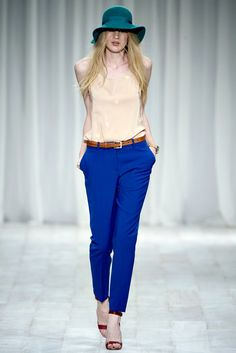 Paul Smith Spring 2012 Ready-to-Wear Collection Photos - Vogue