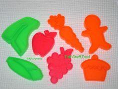 Mattel toy food