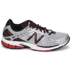 New Balance Sneakers Men's White Red M780