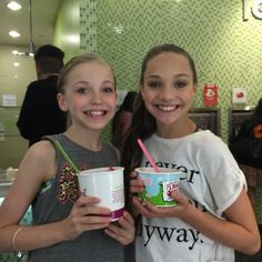 Image - Brynn Rumfallo and Maddie Ziegler 2015-05-01.jpg - Dance Moms ...
