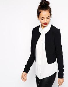 Ingrandisci New Look - Giacca corta Cappotti Per Donna 44da85d2e60