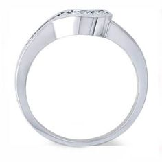 0.24ct Brilliant Round Natural Diamond Rings Eternity Gold 14k