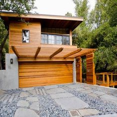 Fachadas de madera de casas modernas [Fotos] | Construye Hogar #fachadasminimalistasmadera & Desain Rumah Kayu Minimalis Klasik dan Sederhana - Membangun rumah ...