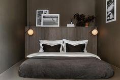 〚 Chic Scandinavian apartment with nice office corner sqm) 〛 ◾ Photos ◾Ideas◾ Design Contemporary Home Decor, Unique Home Decor, Luxury Homes Interior, Interior Design, Interior Office, Design Design, Design Ideas, Home Bedroom, Bedroom Decor