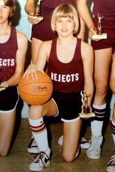 Brad Pitt - 14 years old