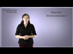 Praying with Children - Praying Spontaneously - YouTube