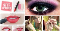 INSANELY CLEVER BEAUTY AND MAKEUP HACKS (Photos)  #marykay www.marykay.com/jennybarber