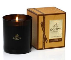 For the chocolate lover in you, Godiva Launches Chocolate Scented Candles
