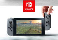 Nintendo Switch acquistabile prima del day one da Gamestop https://www.sapereweb.it/nintendo-switch-acquistabile-prima-del-day-one-da-gamestop/        Dalle 21 alle 24 del 2 Marzo, Switch per tutti Mancano due giorni all'arrivo di Nintendo Switch. La nuova console della grande N si piazzerà sul mercato a partire dal 3 Marzo, ma potrebbe esserci un modo per accaparrarsela un pochino prima. La nota catena Gamestop effettuerà infatti...