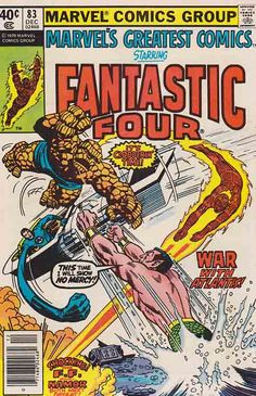 Marvel's Greatest Comics #83. Story by Stan Lee and Artwork by John Romita. At War with Atlantis!