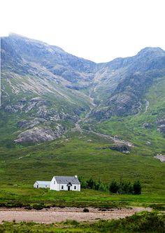 Blackrock Cottage - Glencoe, Scotland