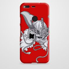 Samurai Warrior Google Pixel Case | casefantasy