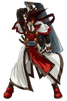 Order Sol - Characters & Art - Guilty Gear XX Accent Core