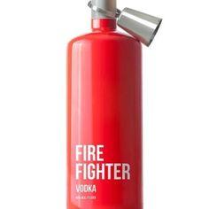 Firefighter Vodka