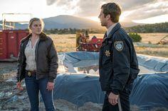 Katee Sackhoff talks 'Longmire' season 4: 'Vic was a very different person'