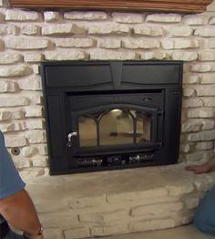 17 best pellet stove inserts images fire places fireplace ideas rh pinterest com