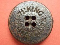 10 KNÖPFE bronze 23mm (6466-4) Mantelknöpfe Knopf