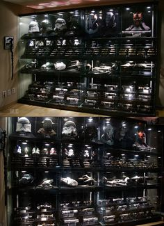 Greatest Star Wars Collection In The World My husband would die if he came home to this