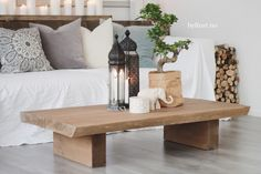 Table from by Rust. Decor, Rust, Furniture, Living Room, Table, Home, Entryway Bench, Home Decor, Room