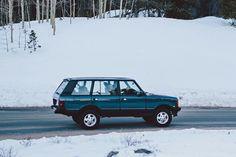Cars uncrate.com 1995 range rover long wheel base