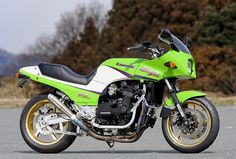 Racing Cafè: Kawasaki GPZ 900 R Sport Package Type S by Red Eagle Sanctuary