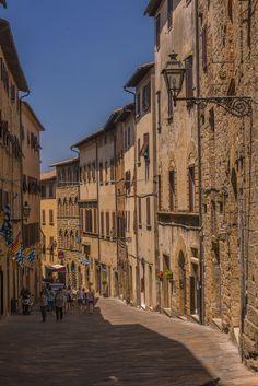 Through my lens ~ Volterra, Italy