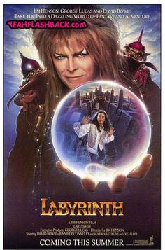 One of my favorites when I was younger... the hubby and I watched it the other day and wow, it was definitely a treat... lol!