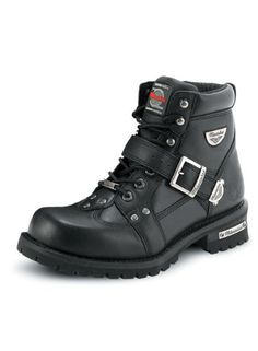 online shopping for Milwaukee Motorcycle Clothing Company Men's Road Captain Motorcycle Boots (Size from top store. See new offer for Milwaukee Motorcycle Clothing Company Men's Road Captain Motorcycle Boots (Size Best Motorcycle Boots, Bike Boots, Motorcycle Outfit, Moto Boots, Hiking Boots, Women Motorcycle, Motorcycle Parts, Cool Bike Accessories, Black Leather Boots